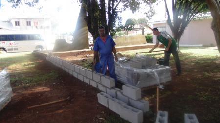 Prefeitura Municipal realiza trabalho de embelezamento de Boa Vista do Cadeado