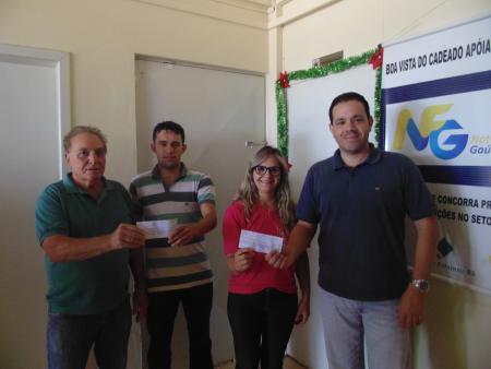 ICMS entrega prêmios para sorteados da Nota Fiscal Gaucha