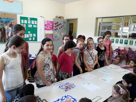 Escola Carlos Gama realiza Mostra Folcrórica