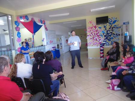 Prosseguem as palestras da Campanha Novembro Azul