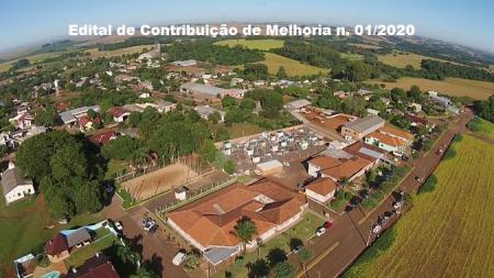 EDITAL DE CONTRIBUIÇÃO DE MELHORIA N. 01/2020