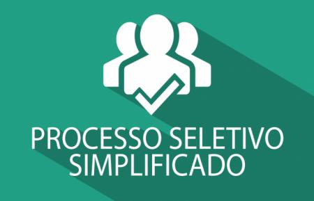 PROCESSO SELETIVO Nº001/2020