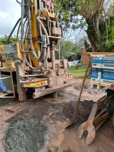 Prefeitura de Boa Vista do Cadeado realiza perfuração de poços artesianos no Interior